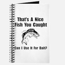 Fish Bait Journal