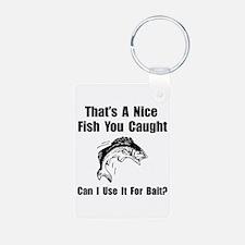 Fish Bait Keychains