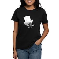 Top Hat Skull Tee