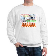 Empowering Leukemia Sweater