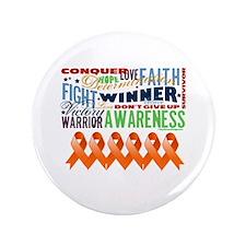 "Empowering Leukemia 3.5"" Button (100 pack)"