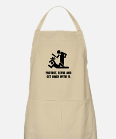 Get Away With It Apron