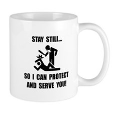 Protect Serve Small Mug