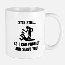 Protect Serve Small Small Mug