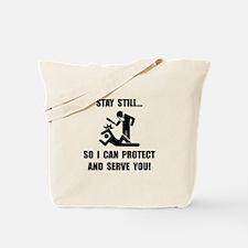 Protect Serve Tote Bag
