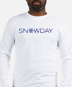 Snowday Long Sleeve T-Shirt