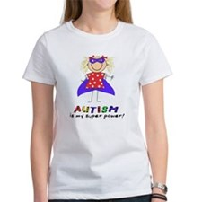 Autism Is My Super Power! Tee
