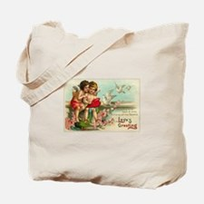 Loving Heart Tote Bag