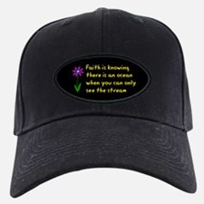 Faith is Knowing V3 Baseball Hat