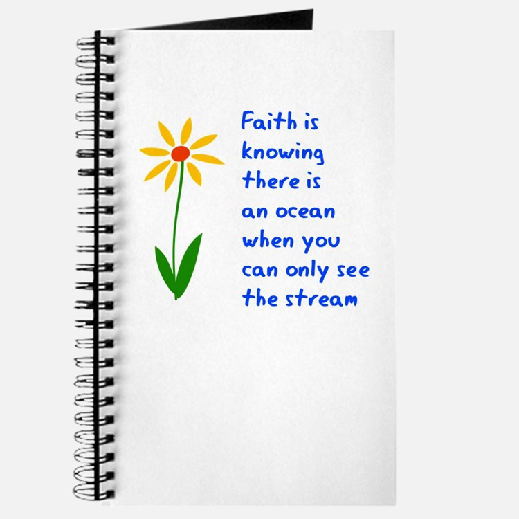Faith is Knowing V3 Journal
