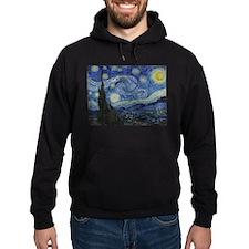 Starry Trekkie Night Hoodie
