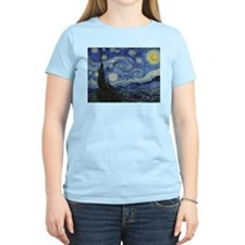 Starry Trekkie Night T-Shirt