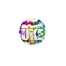 Color Me Uke! Mini Button