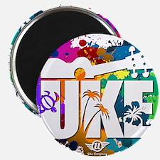 Color Me Uke! Magnet