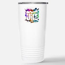 Color Me Uke! Travel Mug