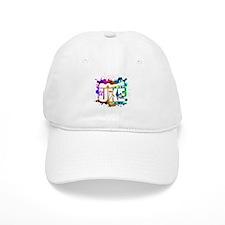 Color Me Uke! Baseball Cap