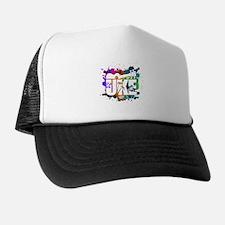 Color Me Uke! Trucker Hat