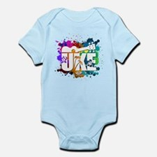 Color Me Uke! Infant Bodysuit
