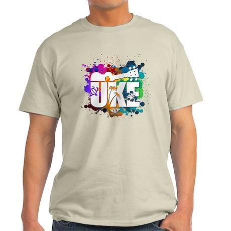 Color Me Uke! Light T-Shirt
