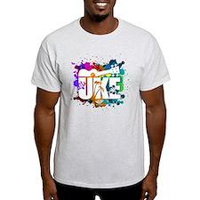 Color Me Uke! T-Shirt