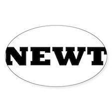 Newt Bumper Stickers