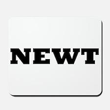 Newt Mousepad