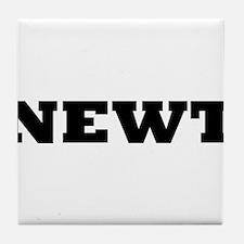 Newt Tile Coaster