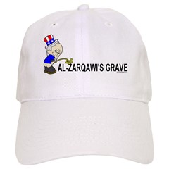 Piss On al-Zarqawi's Grave Baseball Cap