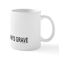 Piss On al-Zarqawi's Grave Mug