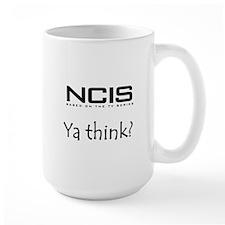 NCIS Ya Think? Mug
