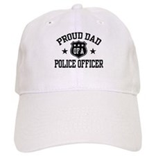 Proud Dad of a Police Officer Baseball Cap