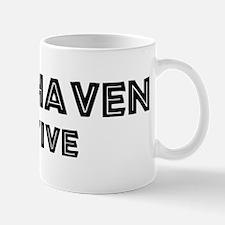 New Haven Native Mug