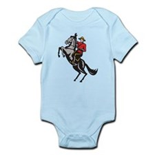 Canadian Police Mountie Infant Bodysuit