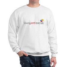 Living anti social Sweatshirt