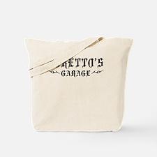 Toretto's Garage Tote Bag