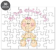 Baby 1st Valentine Puzzle