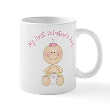 Baby 1st Valentine Mug
