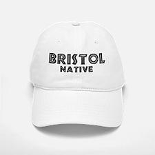Bristol Native Baseball Baseball Cap
