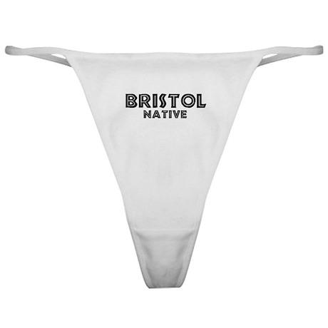 Bristol Native Classic Thong