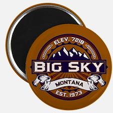 Big Sky Vibrant Magnet
