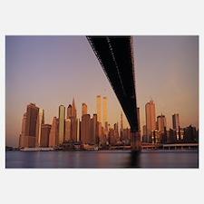 Skyline New York NY