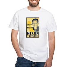NIXON FOR GOVERNOR Shirt