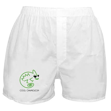 Cool Chameleon Boxer Shorts