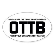 FHS OTTB Decal