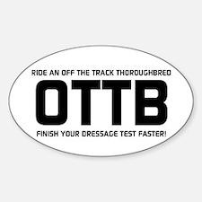 FHS OTTB Decal