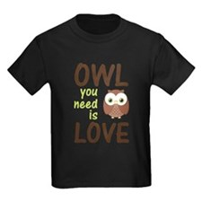 Cute Owl you need T