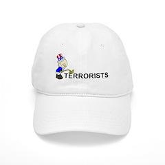 Piss On Terrorists Baseball Cap