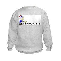 Piss On Terrorists Sweatshirt