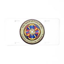 Funny Mitt romney Aluminum License Plate