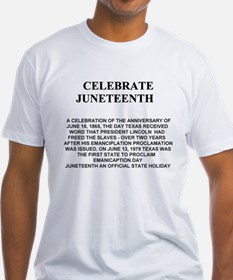 Celebrate Juneteenth Shirt
